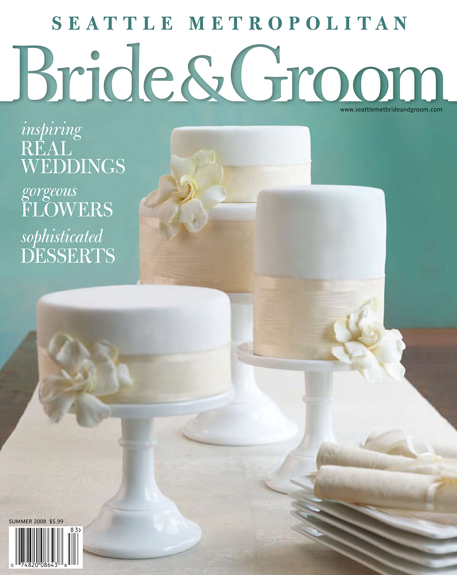Seattle Bride & Groom Magazine Photography