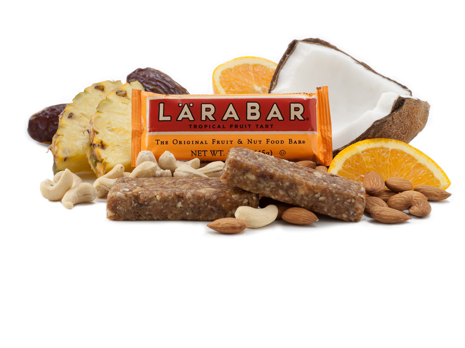 Larabar food photography
