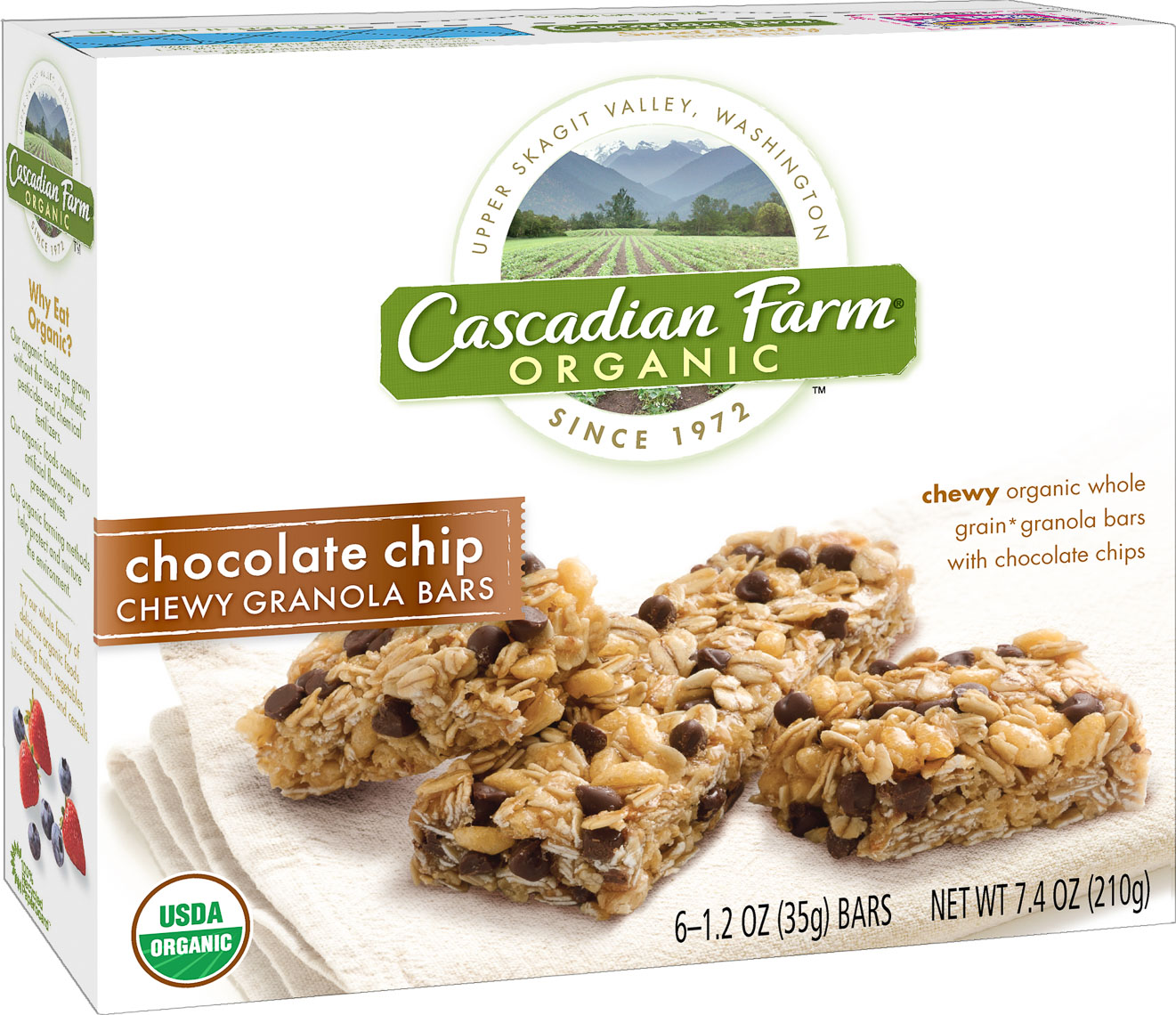 Cascadian Farms Food Packaging Photography