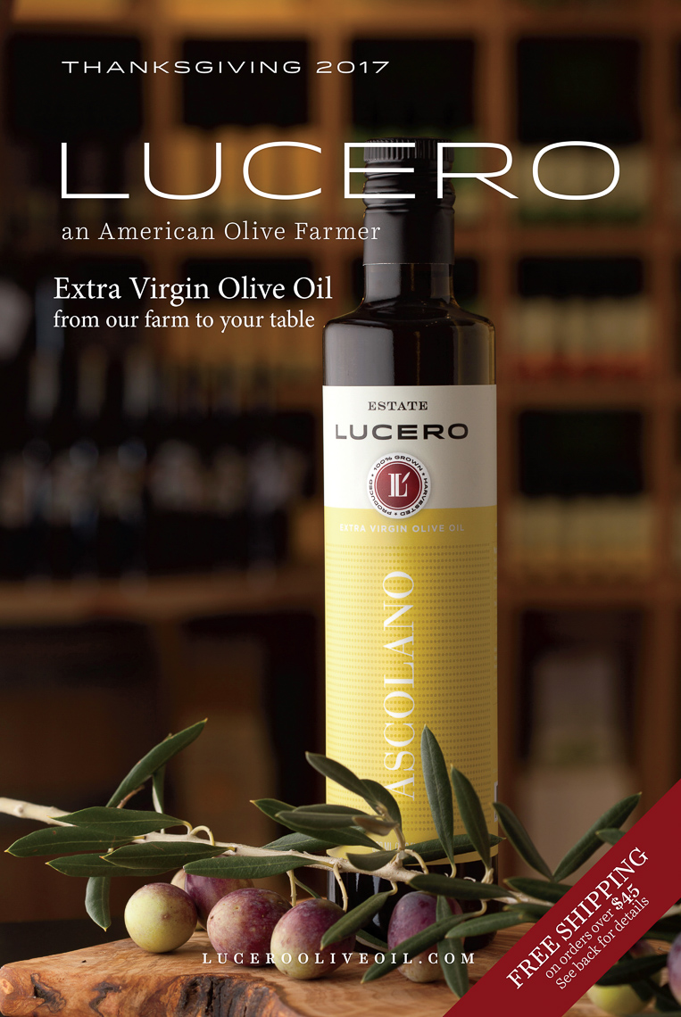 Lucero Catalog Cover Photography